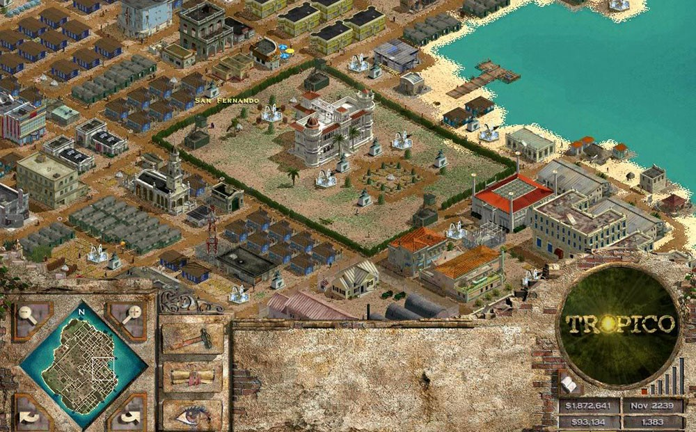 тропика фото из игры