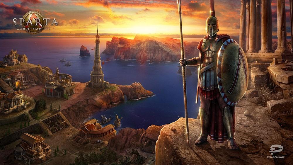 спарта и война империй