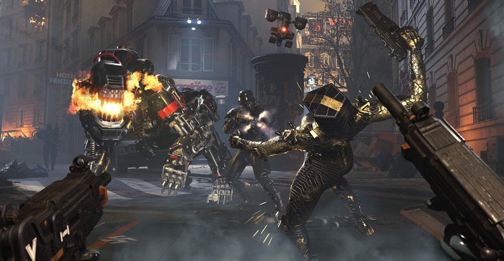 вольф фото из игры
