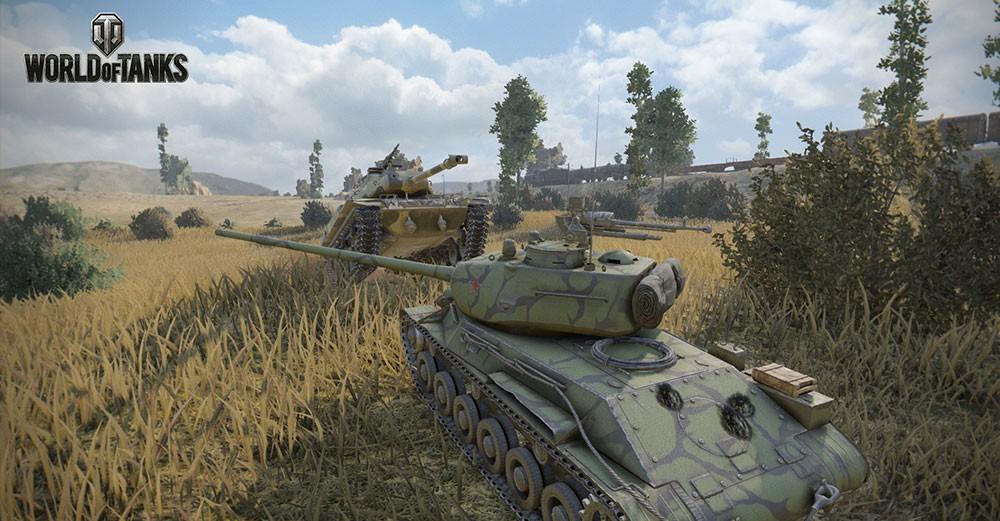 красивые танки