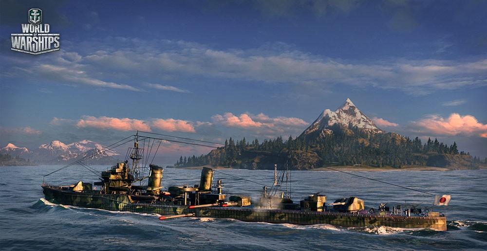 корабли вов