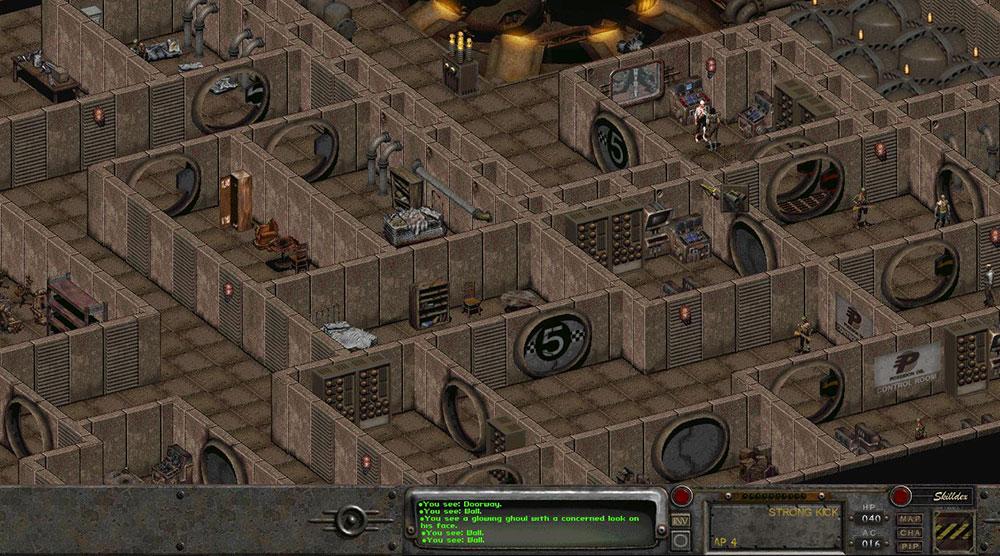 fallout 2 игра