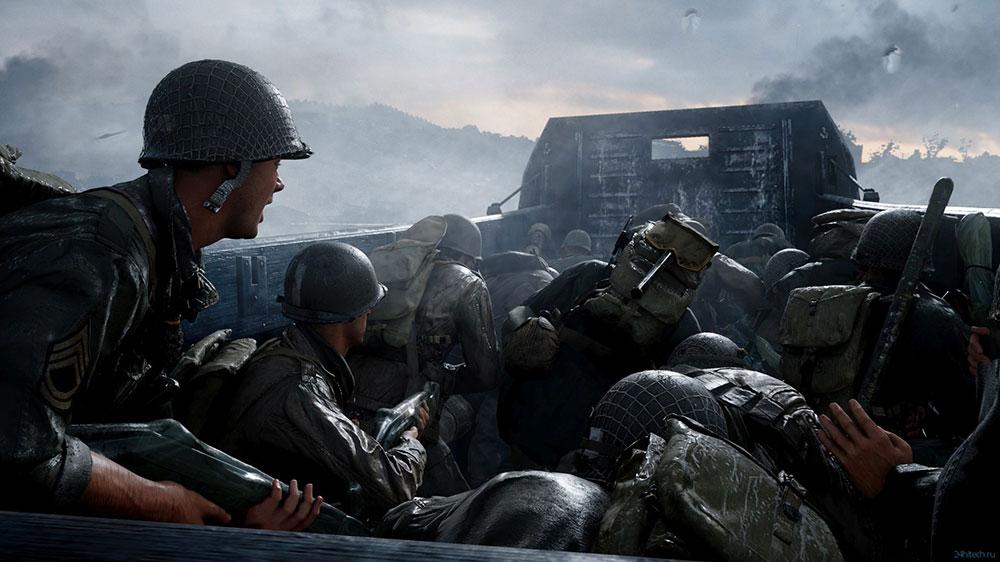 WWII игра