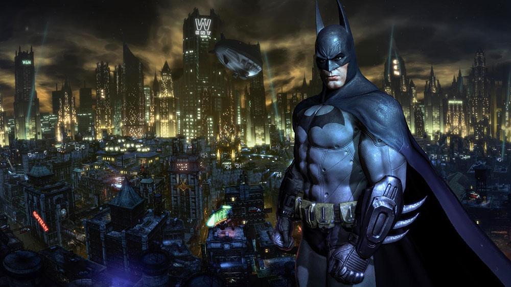 файтинг бэтмен