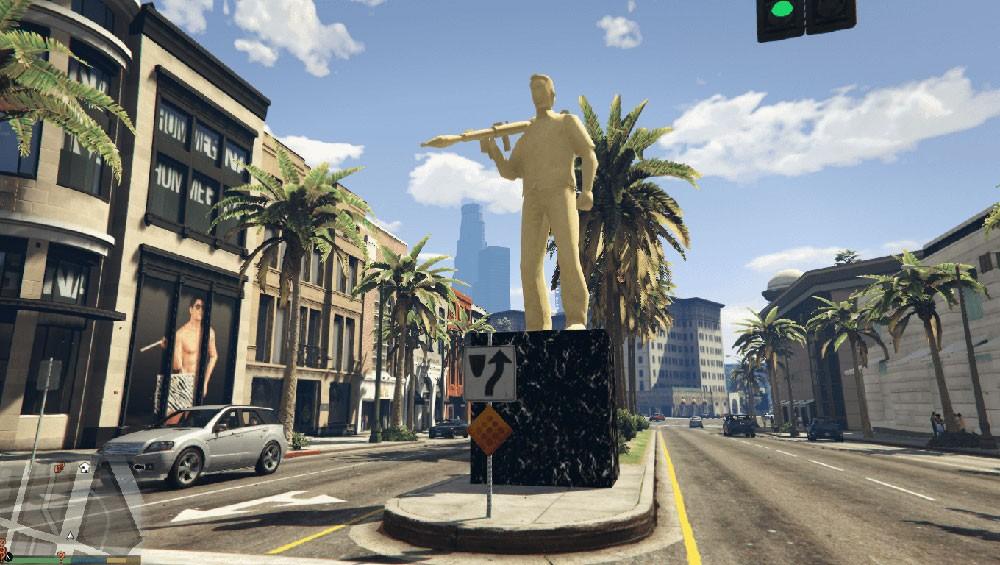 статуис гта 5