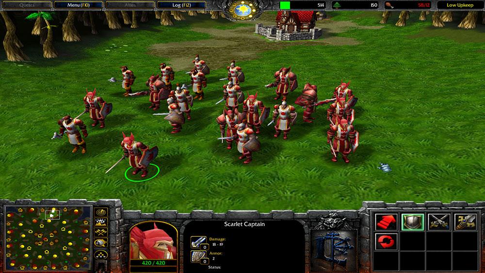 Лучшие моды для Warcraft 3